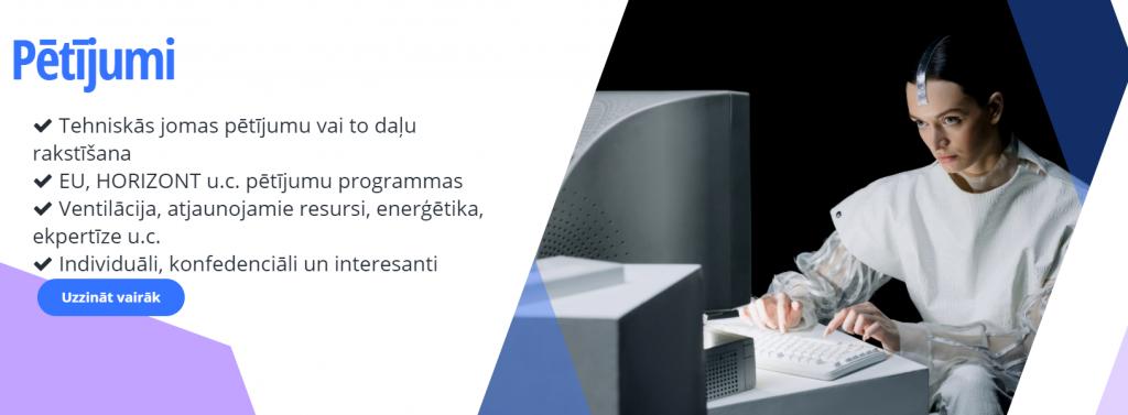 digitalizācija, pētījumi, uzņēmumu energoaudits, energoaudits, enerģētika, horizont